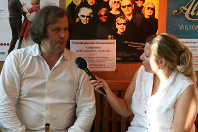 Interview SWR mit Regisseur Maugg